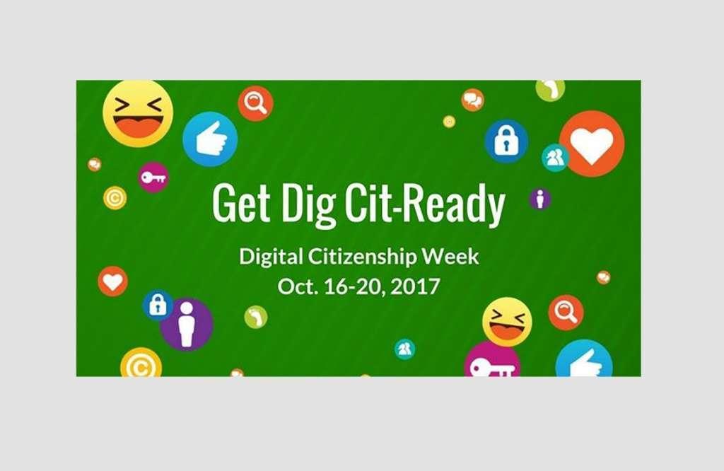 Digital Citizenship Week (16th-20th October)