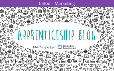 Welcome to the brand new Apprenticeship blog!