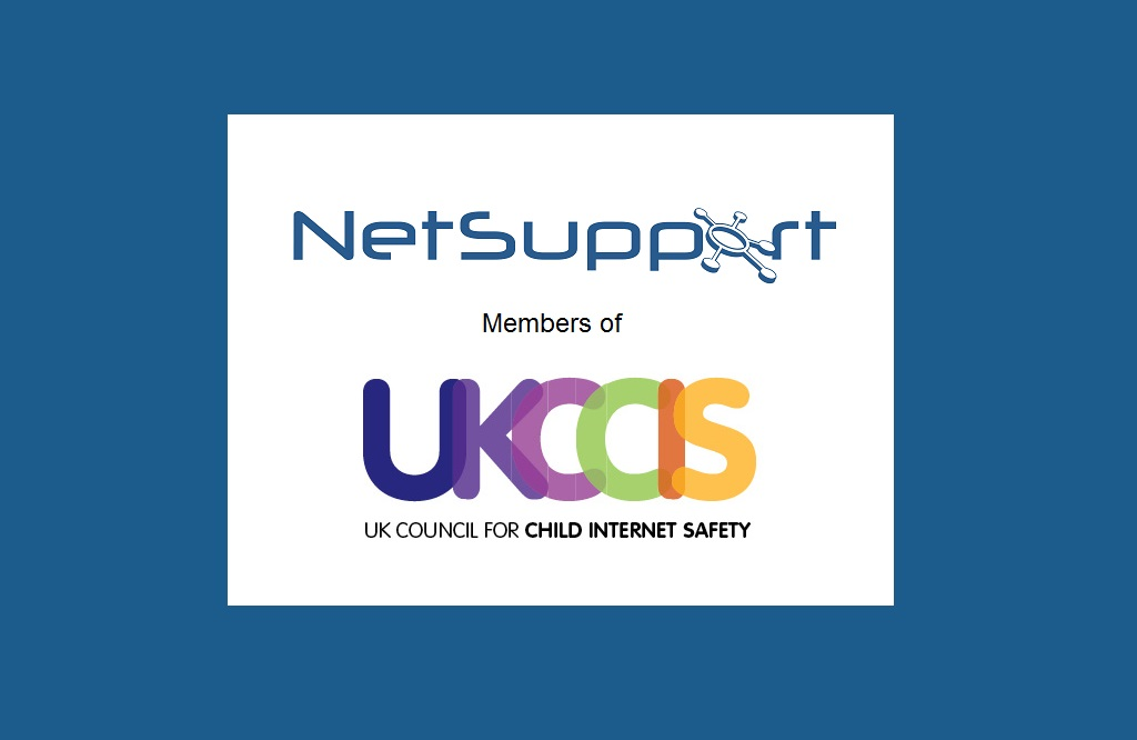 NetSupport is now an Associate Member of the UKCCIS