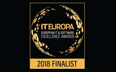 NetSupport is a finalist in the European IT & Software Excellence Awards 2018