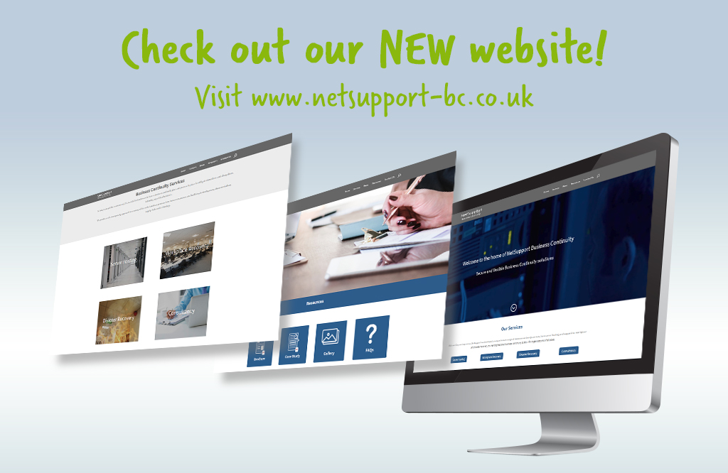 NetSupport Business Continuity launches its new website!