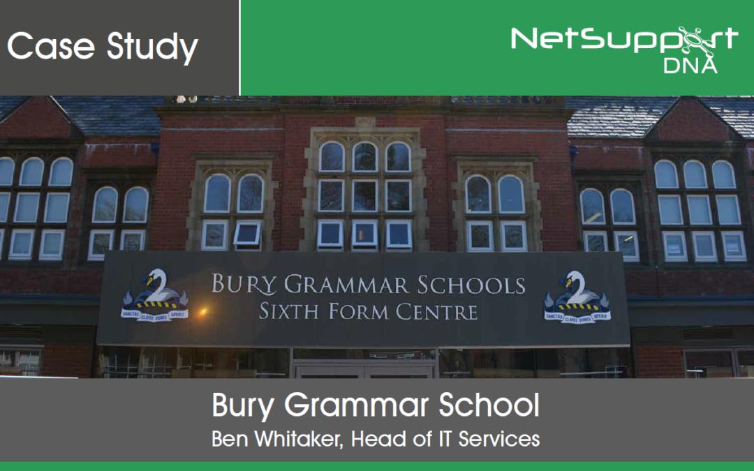 Bury Grammar School