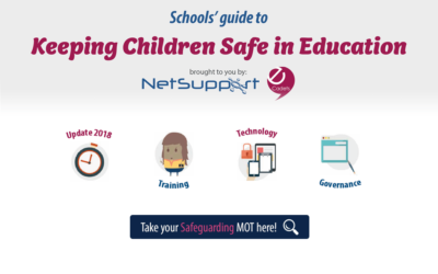 Keeping Children Safe in Education – update