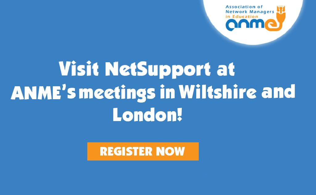 Visit us at the ANME meetings in London and Wiltshire in December