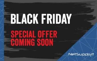Black Friday offer starting soon…