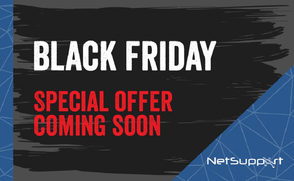 Black Friday offer starting soon…