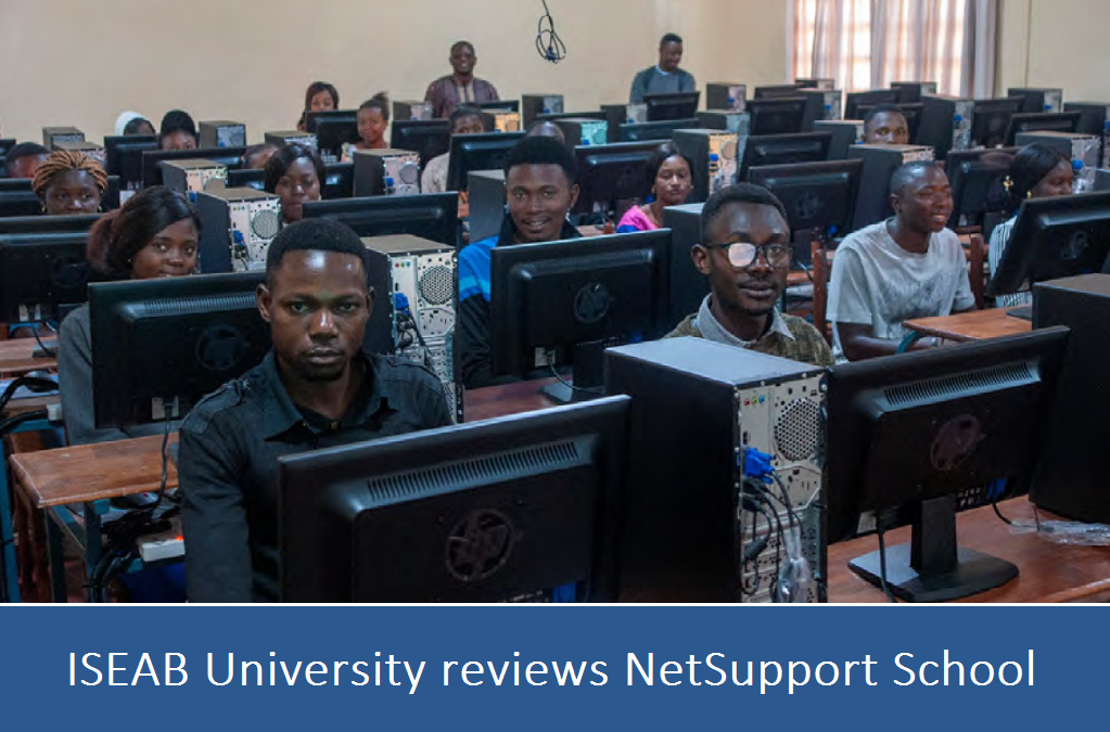 ISEAB University reviews NetSupport School