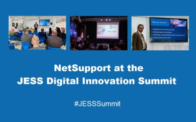 NetSupport at the JESS Digital Innovation Summit