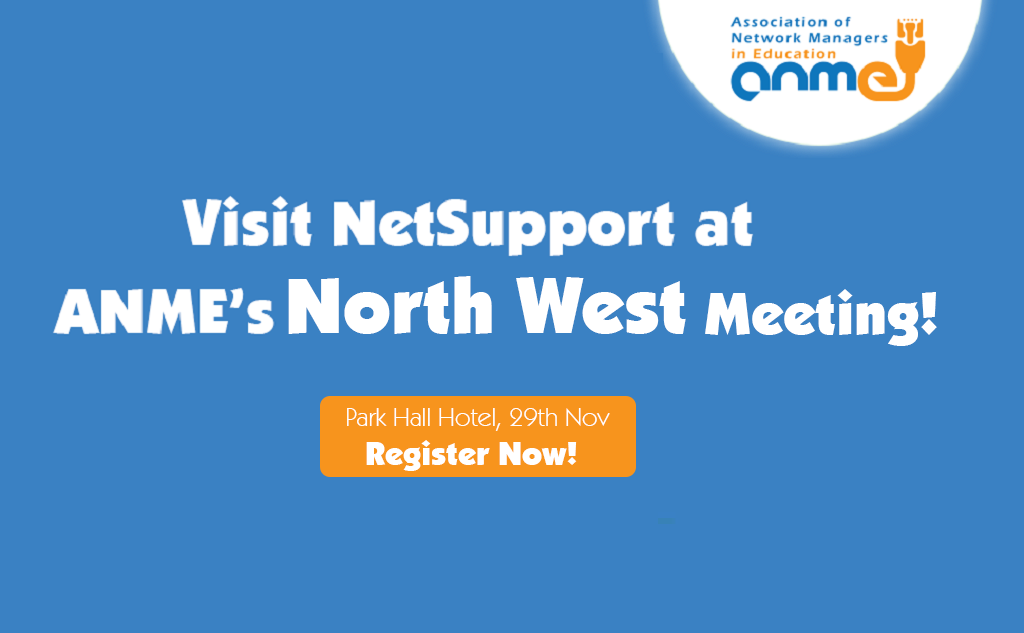 Visit us at the ANME 'North West Meeting 14' in Lancashire