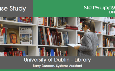 University of Dublin – Library