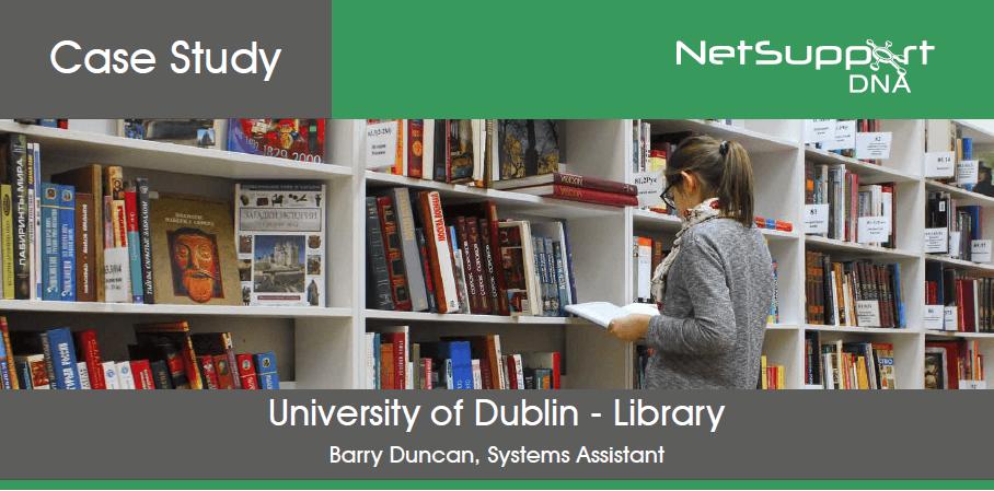 University of Dublin – Library