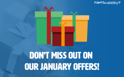 Don't miss out on our January offers!