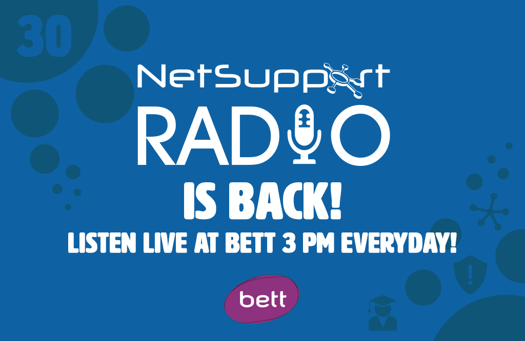 NetSupport Radio is back!