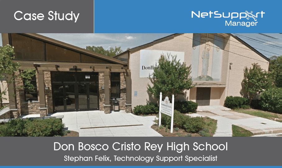 Don Bosco Cristo Rey High School