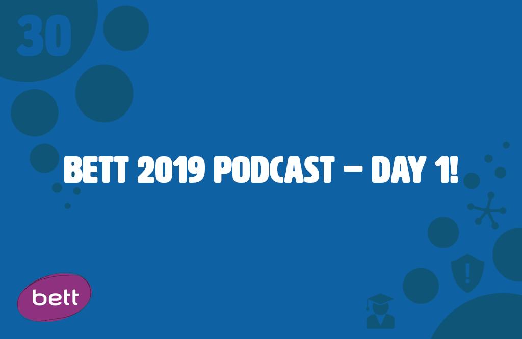 NetSupport Radio at Bett – Day 1