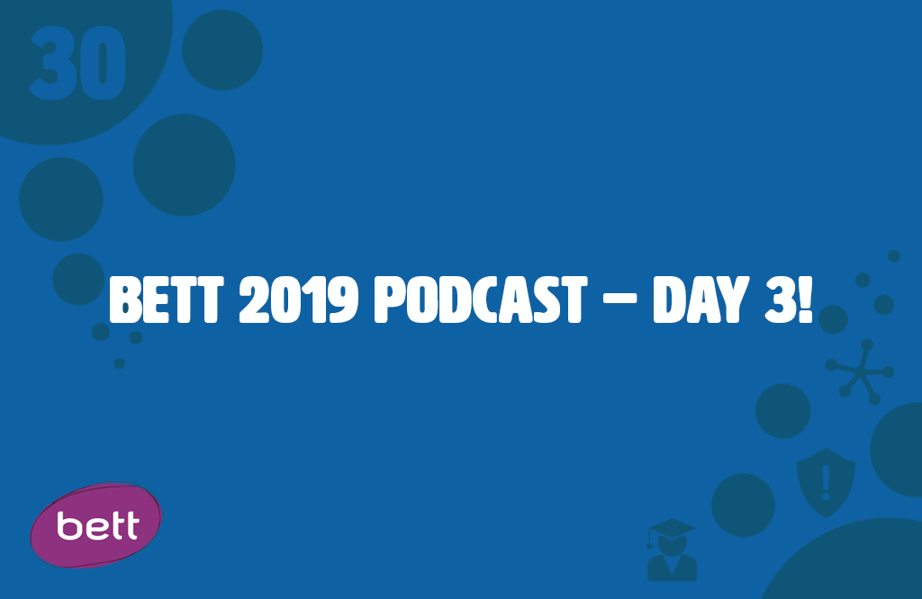 NetSupport Radio at Bett – Day 3