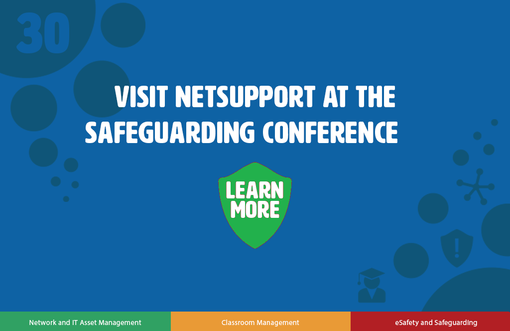Visit NetSupport at the Gloucestershire Safeguarding Conference