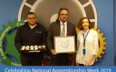 NetSupport celebrates National Apprenticeship Week
