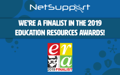 NetSupport are proud to be finalists in two categories!