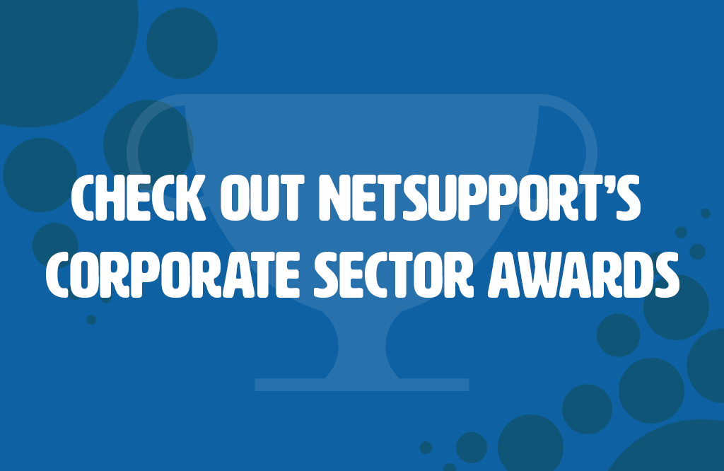 NetSupport's innovative solutions are backed by a long history of awards – over 250 and counting!