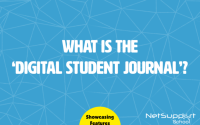 What is the 'Digital Student Journal'?