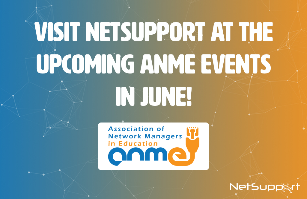 Attend the ANME events for FREE