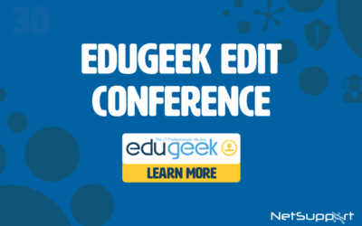 Visit NetSupport at EDIT 2019!