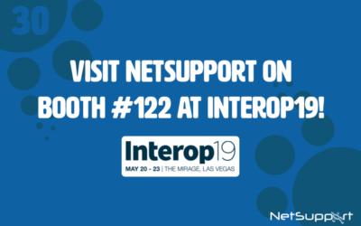 Visit NetSupport at Interop19!