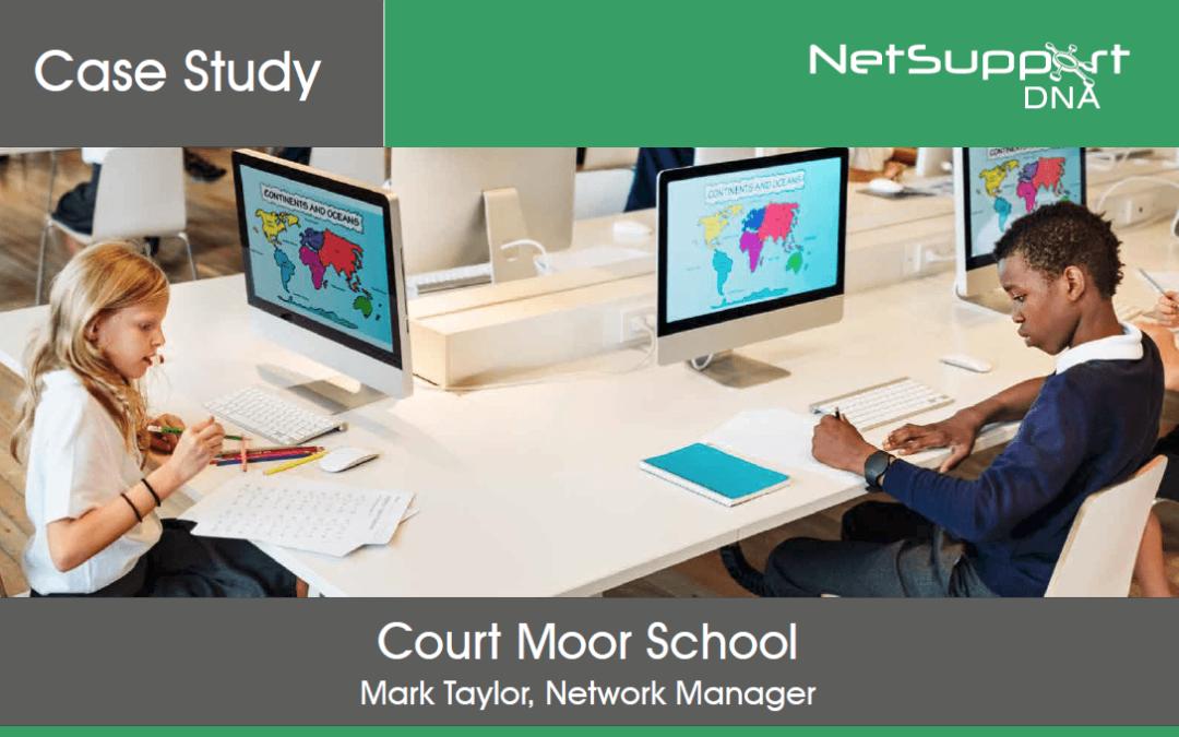 Court Moor School