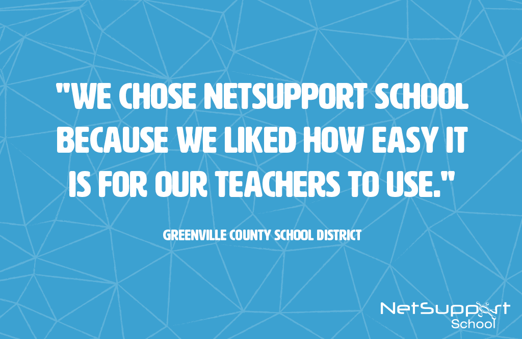 Read the latest review from Greenville County School District