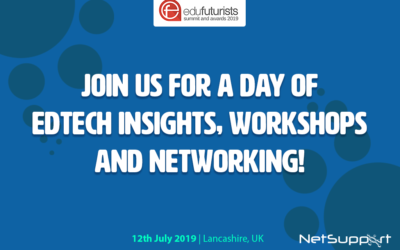 Book your place at EduFuturists!