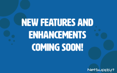 New features and enhancements coming soon!