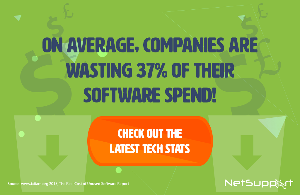 See the latest tech stats