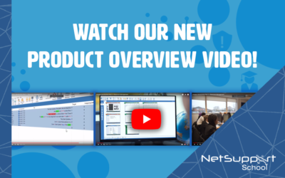 New NetSupport School feature overview video