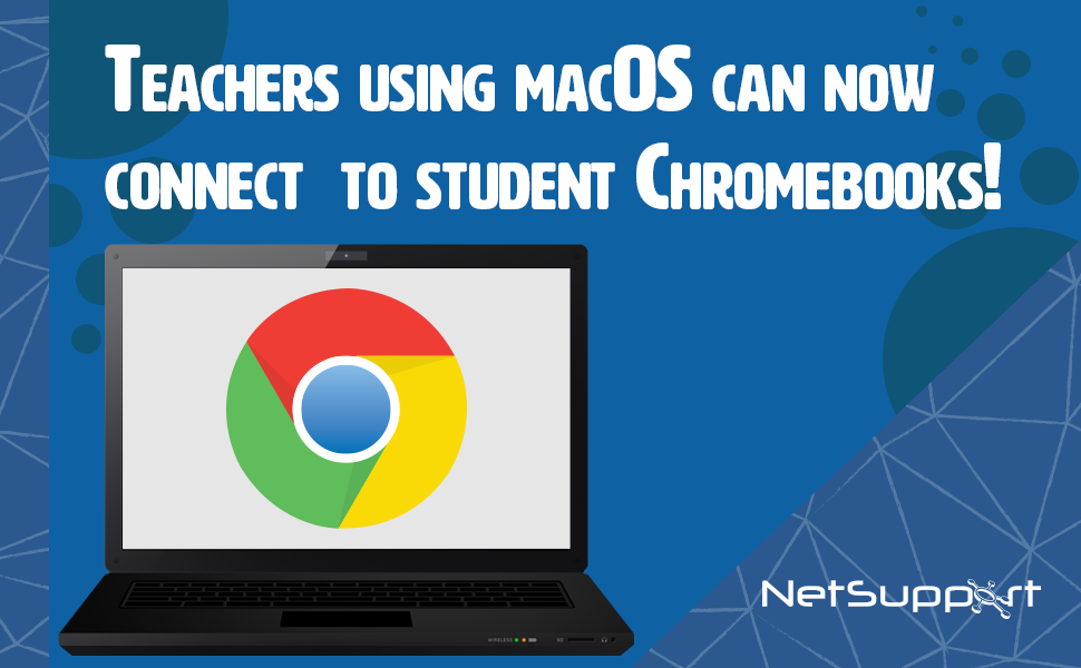 Discover NetSupport School for Mac!