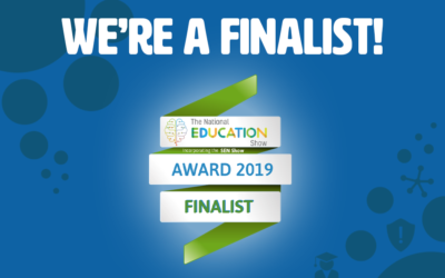 NetSupport is a finalist in the National Education Show 2019 Awards!