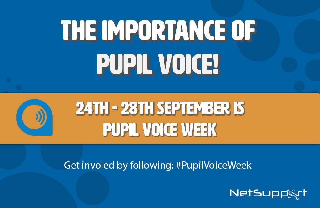 Pupil Voice Week