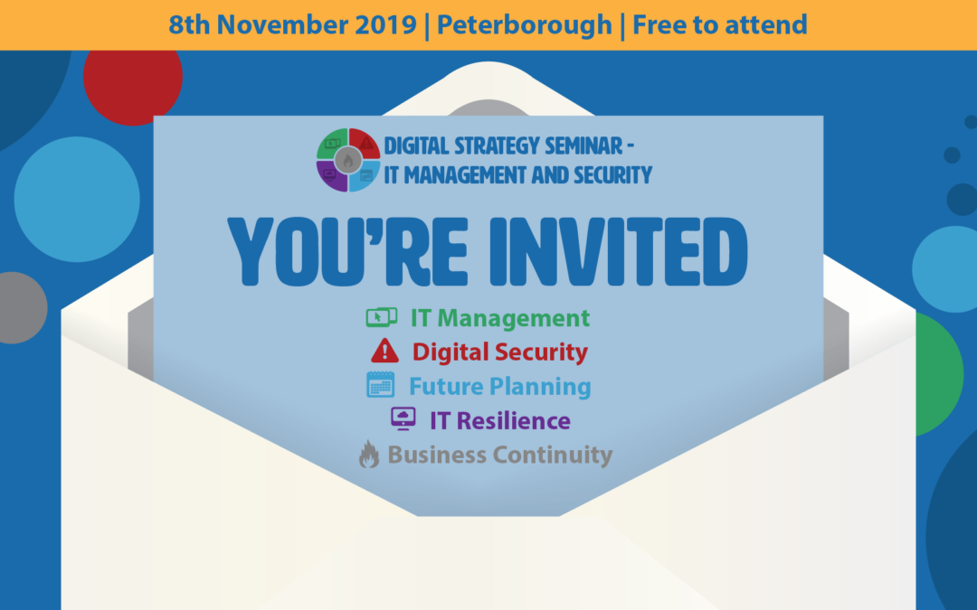 Digital Strategy Seminar – IT Management and Security