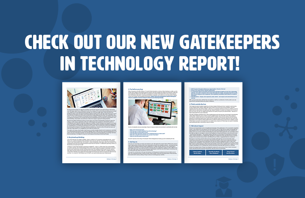 Gatekeepers in Technology Report