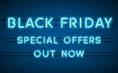 Black Friday offers – out now!