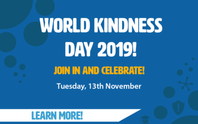 Celebrate world Kindness Day!