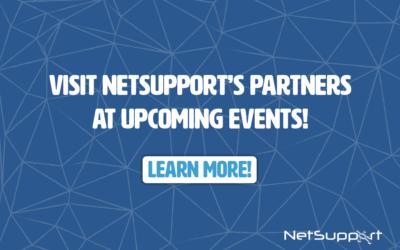 Visit NetSupport's Partners!