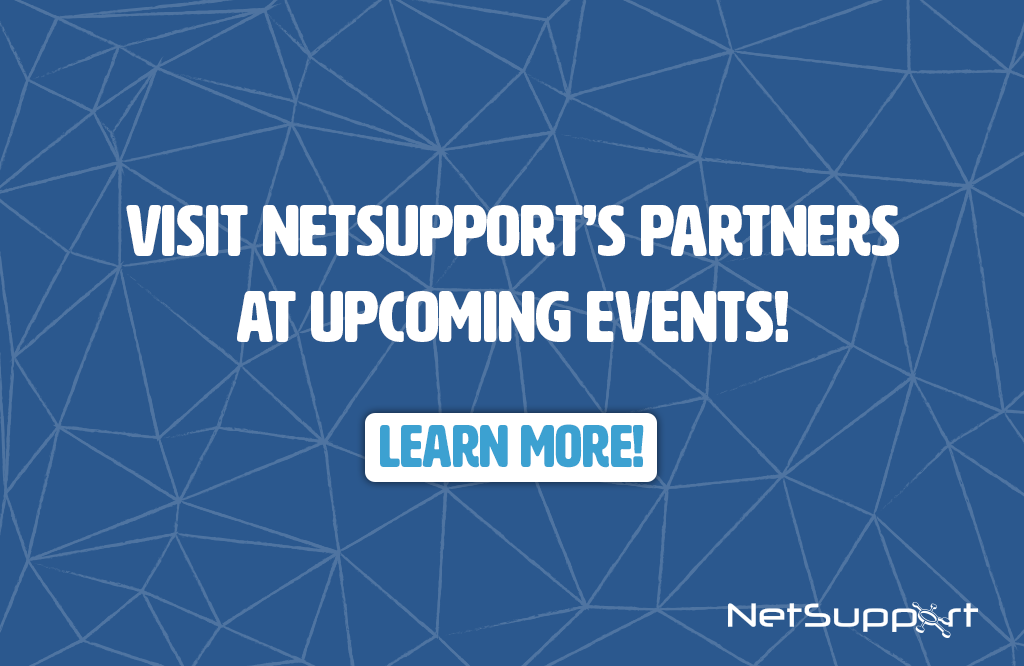 Visit NetSupport's Partners!