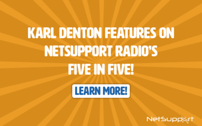 Five tips for slick network management with Karl Denton