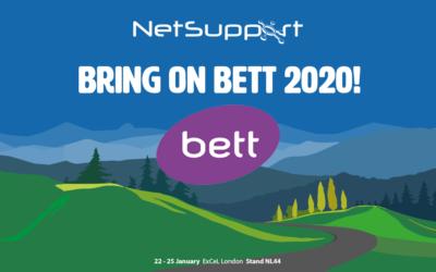 Bring on Bett 2020!