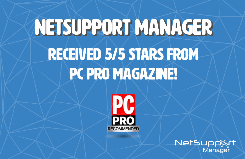 Have you seen NetSupport Manager's latest review?