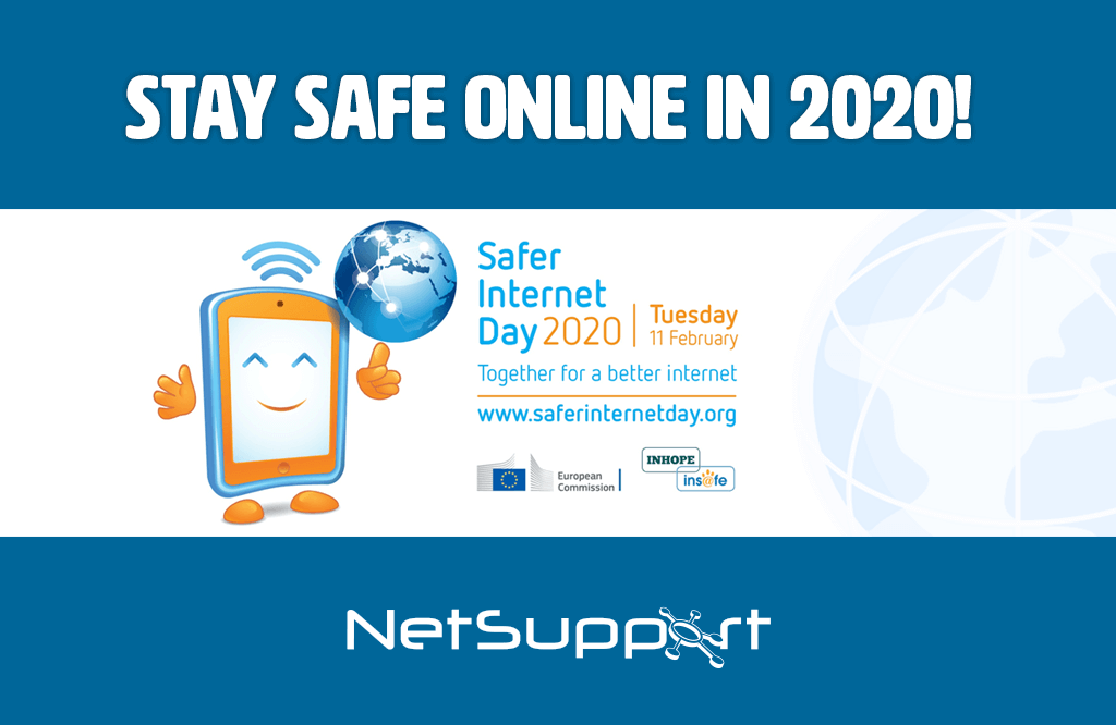 Join us in supporting Safer Internet Day 2020!