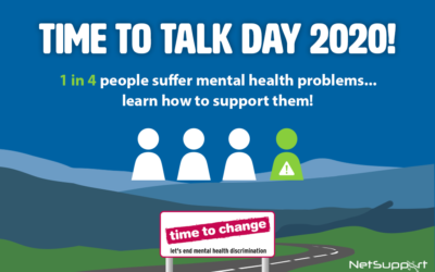 Today is Time to Talk Day 2020!