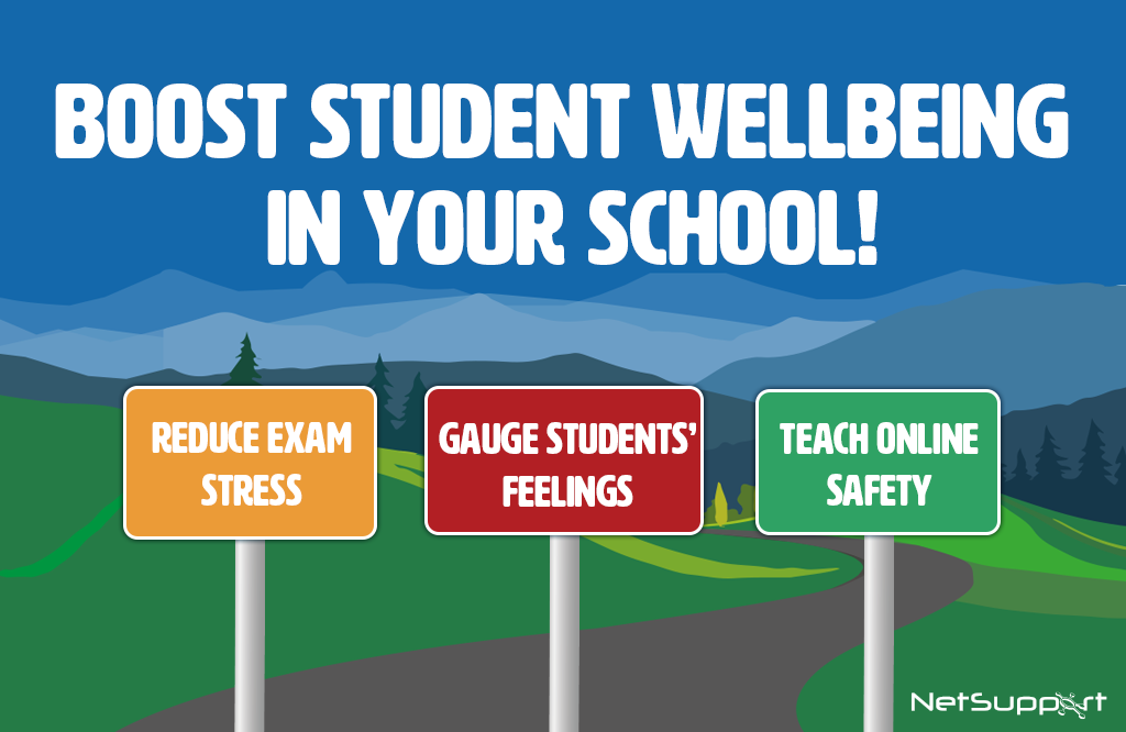 Boost student wellbeing in your school!