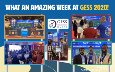What a great show at GESS 2020!